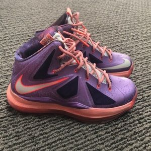Nike Lebron X All Star GS Sneakers